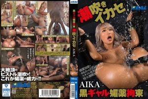 黒ギャル「AIKAさん」の超私的AVベスト5!